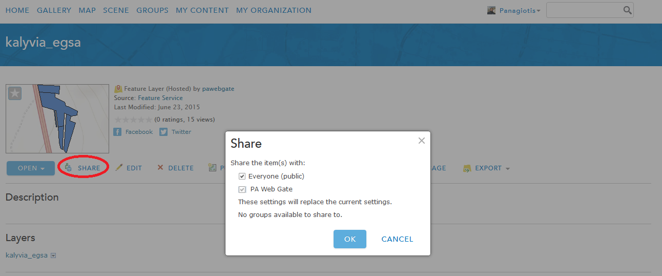arcgisonline-share-feature-layer
